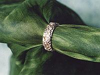 Rings Wedding Acorn Oak Leaf